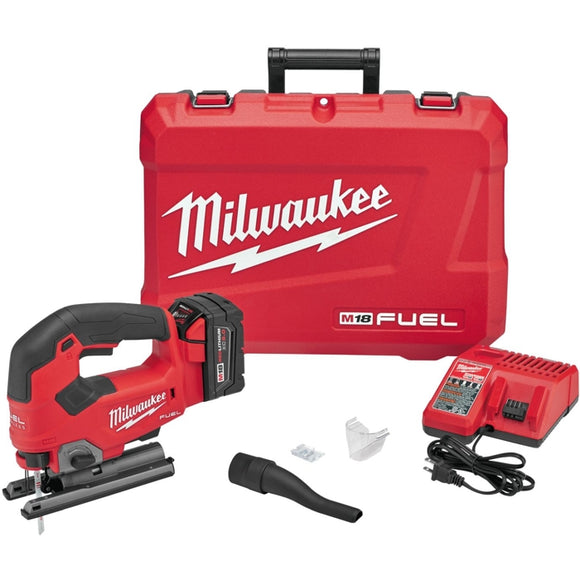M18 FUEL 18-Volt Lithium-Ion Brushless Cordless Jig Saw Kit
