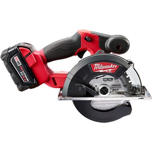 M18 FUEL 18-Volt Lithium-Ion Brushless Cordless Metal Cutting 5-3/8 in. Circular Saw Kit