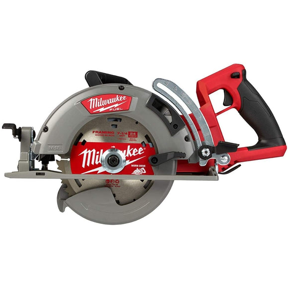 M18 FUEL 18-Volt Lithium-Ion Cordless 7-1/4 in. Rear Handle Circular Saw
