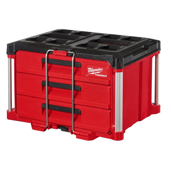 PACKOUT 3-Drawer Tool Box - Upcoming Shipment