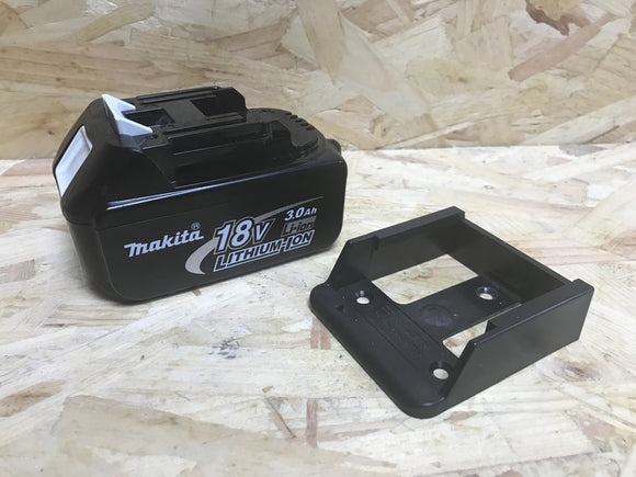 Makita Cordless Tool Battery Mounts (6-Pack)