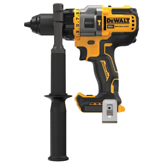 20-Volt MAX Brushless Cordless 1/2 in. Hammer Drill/Driver with FLEXVOLT ADVANTAGE