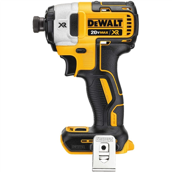 20-Volt MAX XR Cordless Brushless 3-Speed 1/4 in. Impact Driver