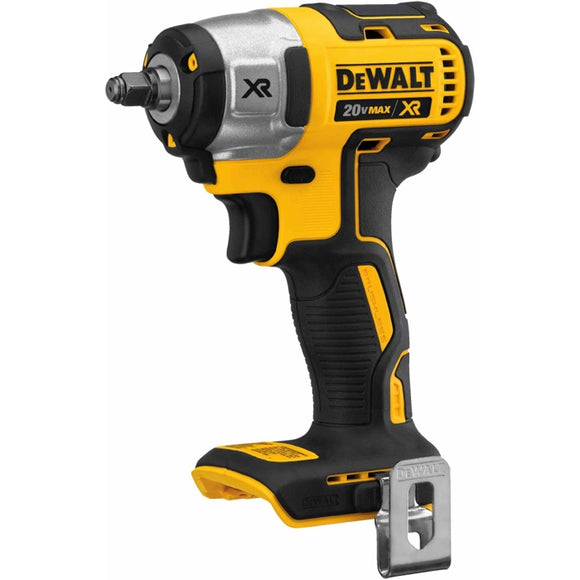 20-Volt MAX XR Cordless Brushless 3/8 in. Compact Impact Wrench