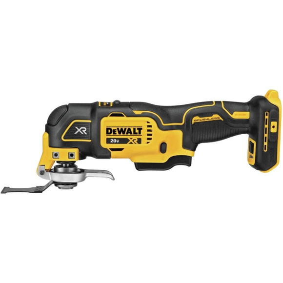 20-Volt MAX XR Lithium-Ion Cordless Brushless Oscillating Multi-Tool