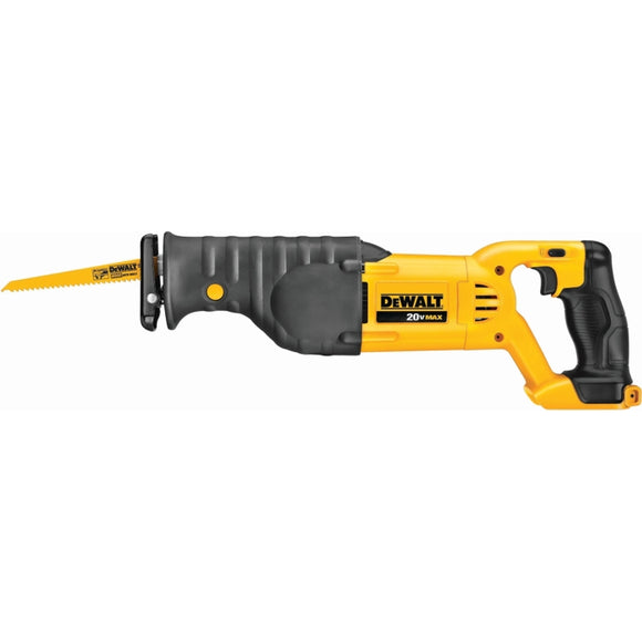 20-Volt MAX Lithium-Ion Cordless Reciprocating Saw