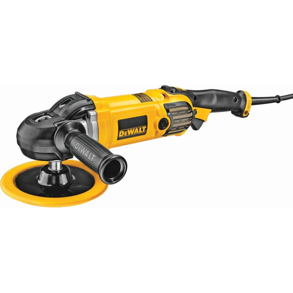 12 Amp 7 in./9 in. Variable Speed Polisher with Soft Start