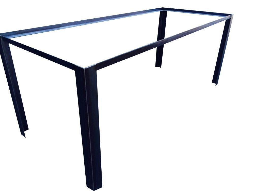 iron metal table frame