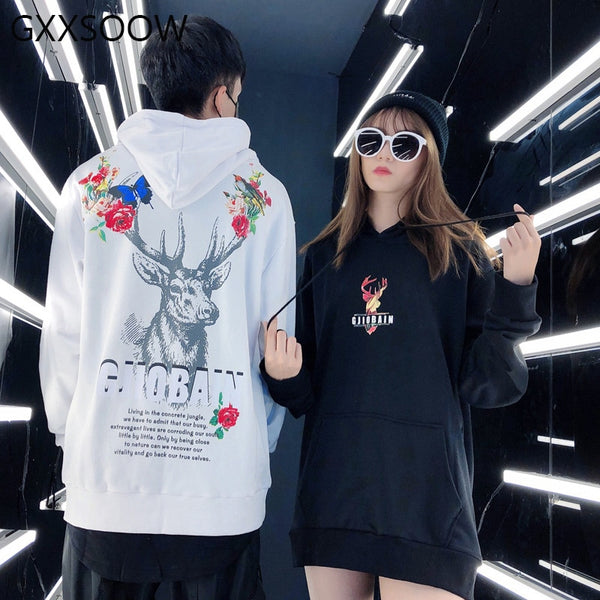 Hip Hop Streetwear Hoodie Men Harajuku Fashion Chinese Style Printing Hoodies and Sweatshirts 2019 Autumn Male Tops MG274