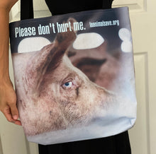 Load image into Gallery viewer, LA Animal Save Photo Tote Bag