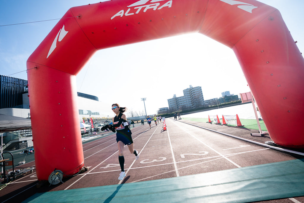 ALTRA TIME TRIAL SERIES 2021 in東京(3月20日開催決定)