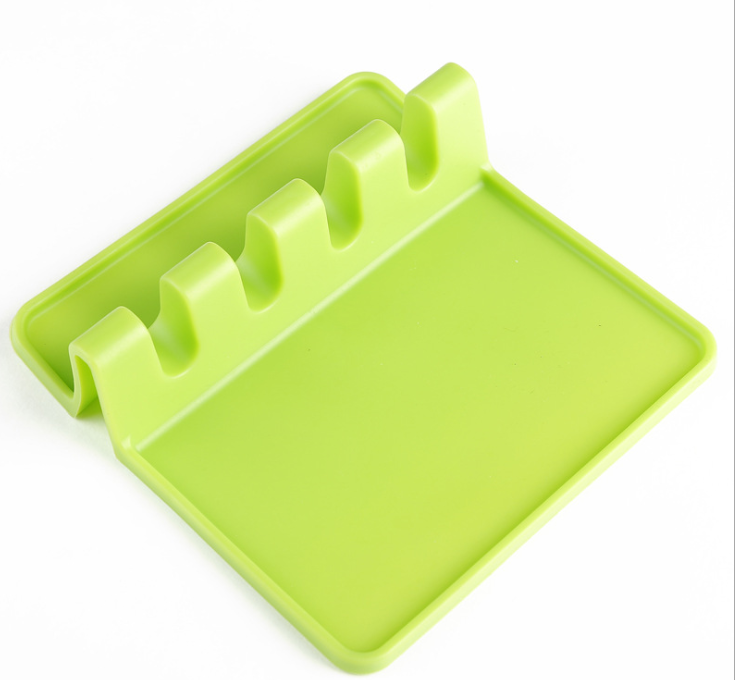 Heat-Resistant Utensil Rest