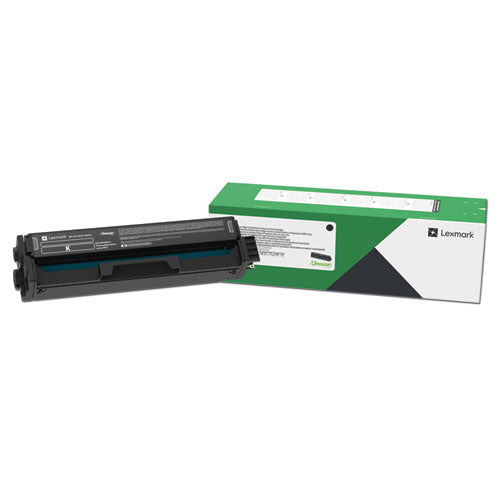 Lexmark 20N1HK0  Black High Yield Return Program Toner Cartridge (4,500 Yield)