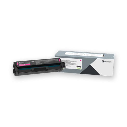 Lexmark 20N1XM0 Cyan Extra High Yield Return Program Toner Cartridge (6,700 Yield)