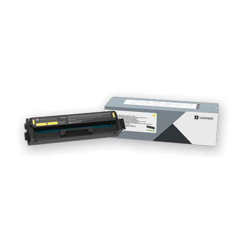 Lexmark 20N1XY0 Yellow Extra High Yield Return Program Toner Cartridge (6,700 Yield)