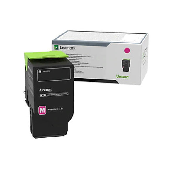 Lexmark 78C0U30 Ultra High Yield Magenta Toner Cartridge (7,000 Yield)