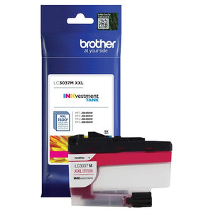 Brother LC3037M Super High Yield Magenta Ink Cartridge (1,500 Yield)