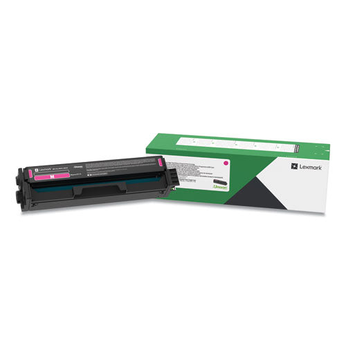 Lexmark C341XM0 Magenta Extra High Yield Return Program Toner Cartridge (4,500 Yield)