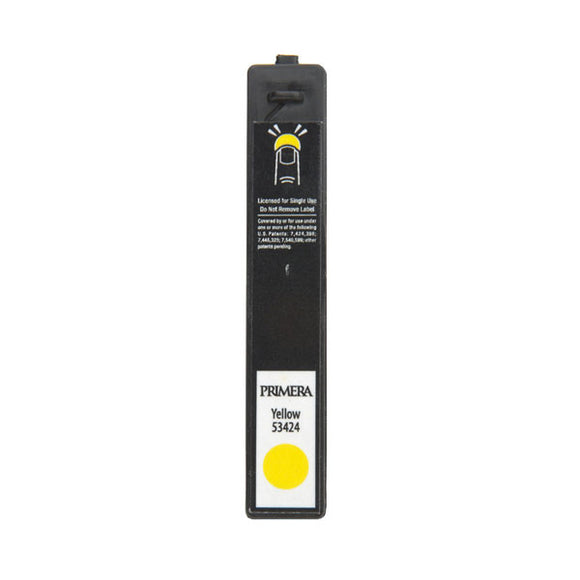 Primera 53424 High Yield Yellow Ink Cartridge (0.36 fl oz)