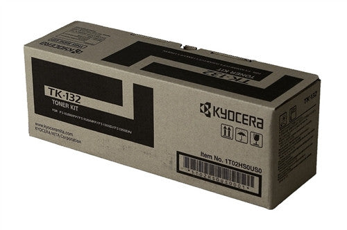 Kyocera TK-132 Original Black Toner Cartridge