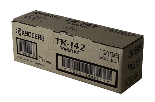 Kyocera TK-142 Original Black Toner Cartridge