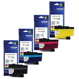 Brother LC3039 BK/C/M/Y Ultra High Yield Ink-4 Pack (Includes (1) LC3039BK, (1) LC3039C, (1) LC3039M, (1) LC3039Y)
