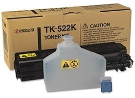 Kyocera TK-522K Original Black Toner Cartridge