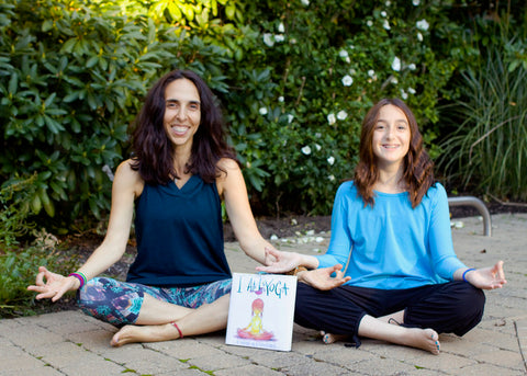 Today we are so excited to interview award winning author, certified yoga and mindfulness teacher, and mama of 3 Susan Verde on staying mindful,intentional and connected to Motherhood. She is truly a huge influence on us and I know you will love learning more about her daily practices to stay grounded in motherhood.