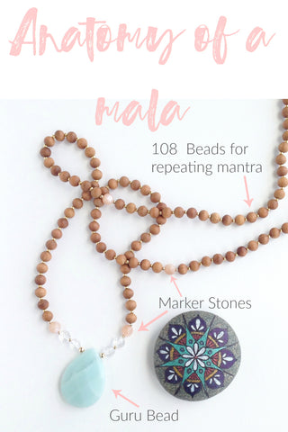What are Mala Beads? Mala beads are a powerful meditation tool that can keep you more focused, present and patient in your everyday life. By holding the energy of your intentions, harnessing the power of healing stones and providing a focal point in your meditation practice, your mala beads are a valuable tool for living a fully present and meaningful life.