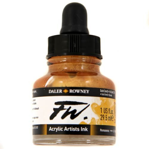 FW Ink Gold 1oz