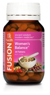FUSION Womens Balance 120T - Natural Food Barn