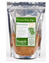 SG COCONUT PALM SUGAR 1KG - Natural Food Barn