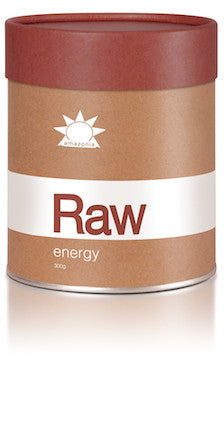 AMAZONIA RAW ENERGY 300G - Natural Food Barn