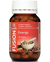 FUSION Energy 60t - Natural Food Barn