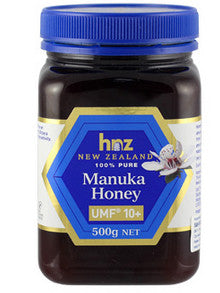 HNZ MANUKA 10+ 500g - Natural Food Barn