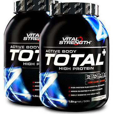 VITAL STRENGTH TOTAL PROTEIN 1.5KG CHOCOLATE - Natural Food Barn