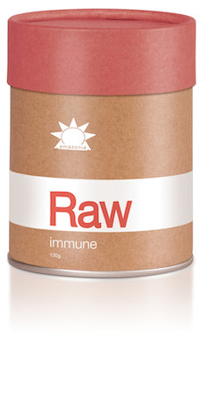 AMAZONIA RAW IMMUNE 120G - Natural Food Barn
