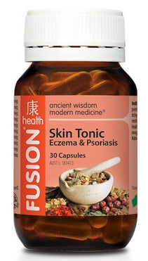 FUSION Skin Tonic 30C - Natural Food Barn