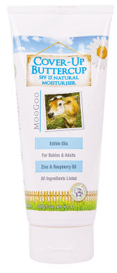 MOO GOO COVERUP MOIST SPF15 200G - Natural Food Barn
