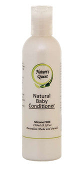 NATURES QUEST CONDITIONER BABY 250ML - Natural Food Barn