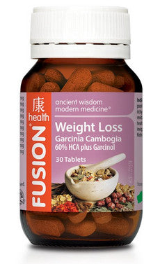 FUSION Weight Loss 60 TABS - Natural Food Barn