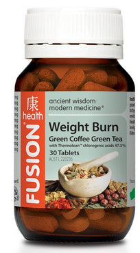 FUSION Weight Burn 60T - Natural Food Barn