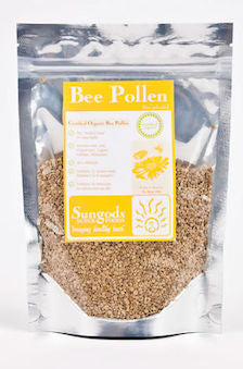 SG BEE POLLEN 150GM - Natural Food Barn