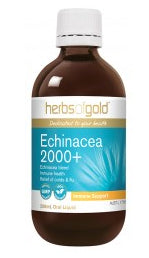 Herbs of Gold ECHINACEA 2000 + 100ML - Natural Food Barn