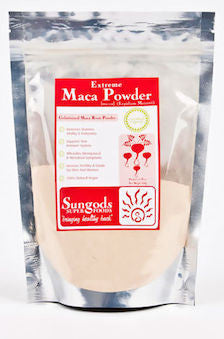 SG MACA POWDER EXTREME 250GM - Natural Food Barn