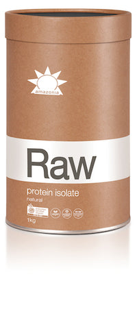 AMAZONIA RAW NATURAL 1KG - Natural Food Barn