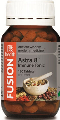 FUSION Astra 8 Immune Tonic 120t - Natural Food Barn