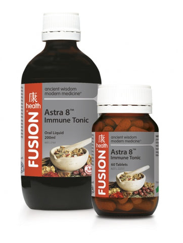 FUSION Astra 8 Immune Tonic 60tabs - Natural Food Barn