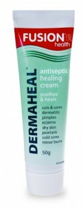 FUSION Dermaheal Cream 50G - Natural Food Barn