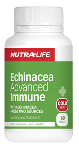 NUTRALIFE ECHINACEA ADVANCE IMMUNE 30T DELETED - Natural Food Barn